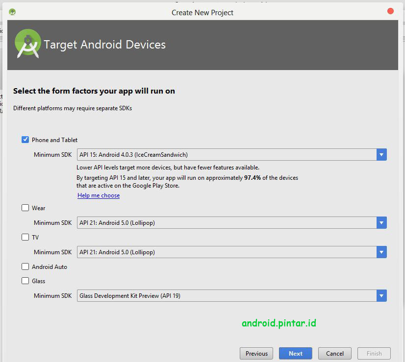Project Pertama Android Studio 3 Halo Rasid